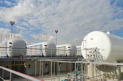 Liquefied Natural Gas Density 112